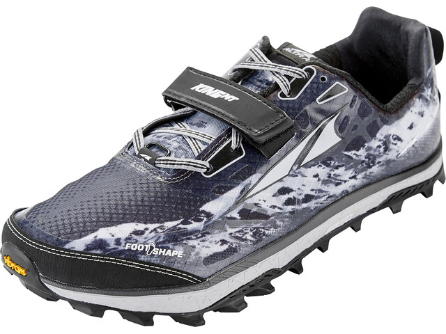 Altra King MT Trailrunning Schoenen Heren, gray shadow